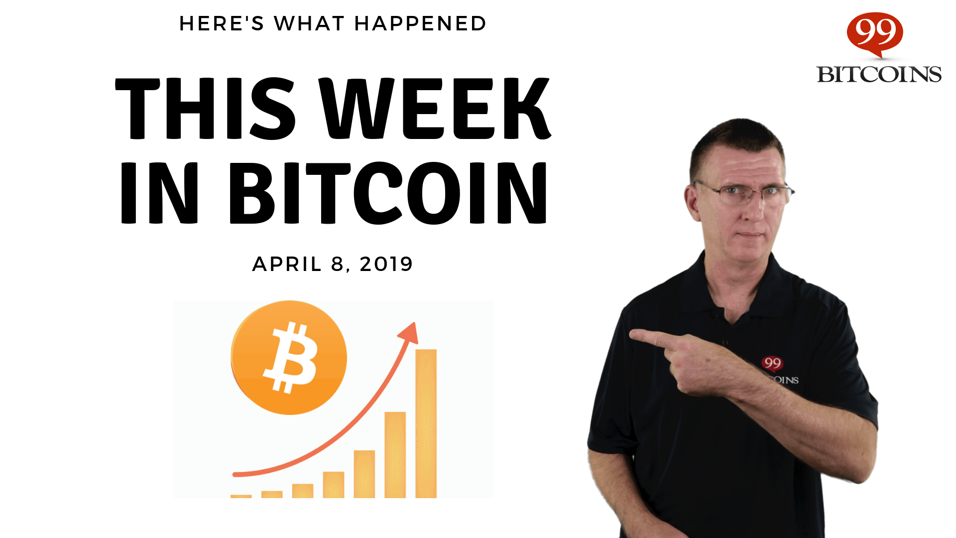 Bitcoin News Summary – April 8, 2019