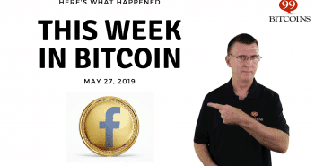This week in Bitcoin May 27 2019