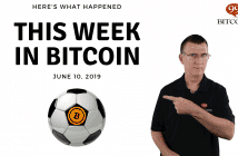 This week in Bitcoin June 10 2019