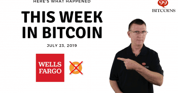 This week in Bitcoin July 23