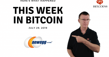 This week in Bitcoin July 29 2019