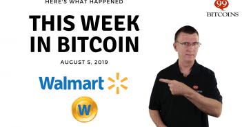This week in Bitcoin Aug 5 2019