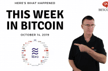 This week in Bitcoin Oct 14 2019